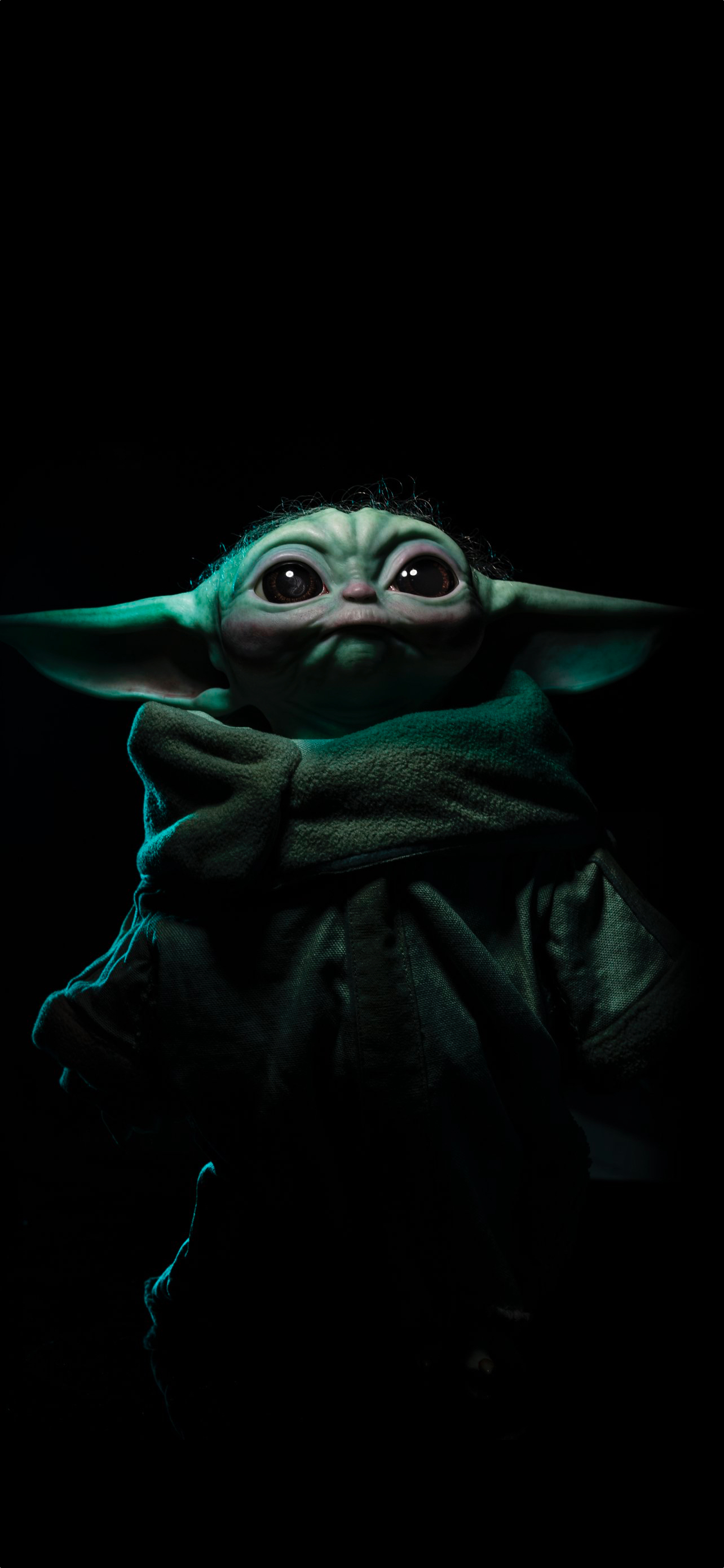 3 Beautiful Wallpapers Of Grogu The Child Also Known As Baby Yoda