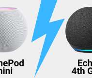 HomePod mini vs Amazon Echo