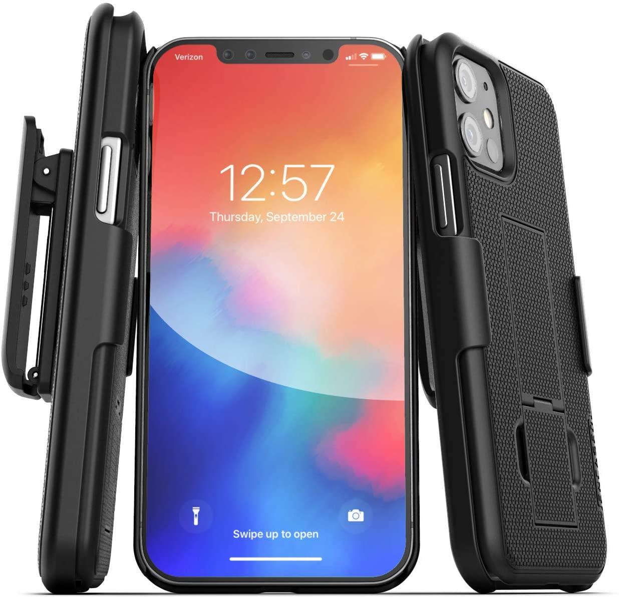 best iPhone 12 belt clip case
