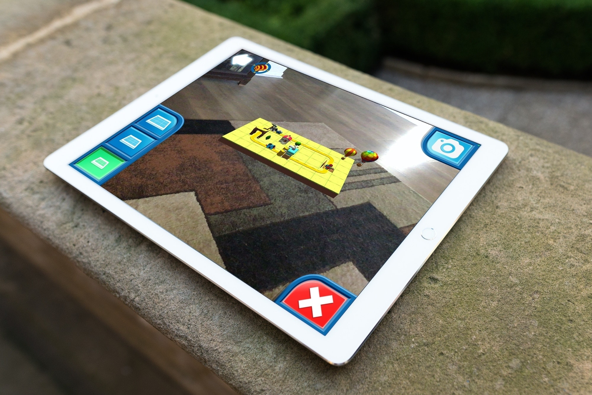 AR Apps for Kids - Thomas and Friends Minis