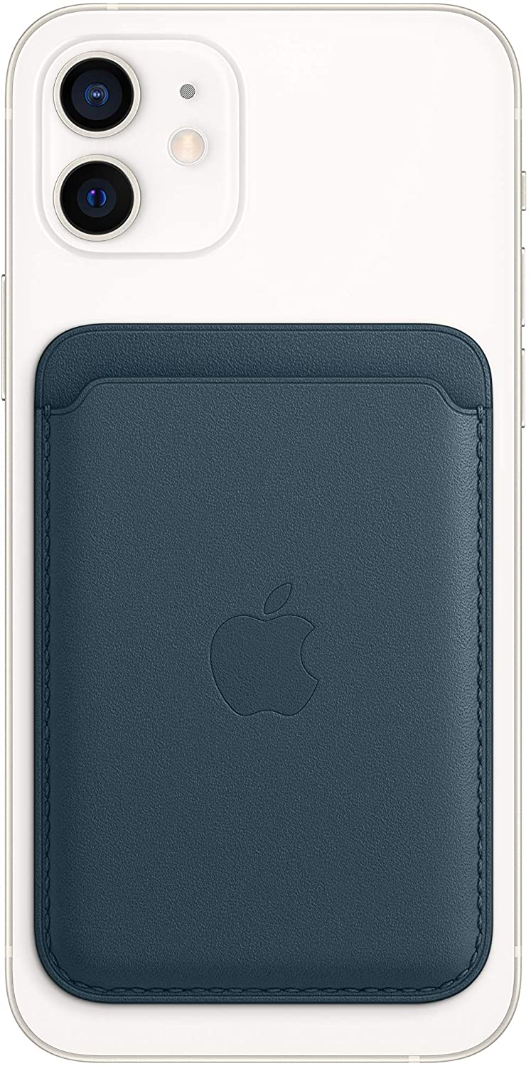 Apple official MagSafe leather wallet