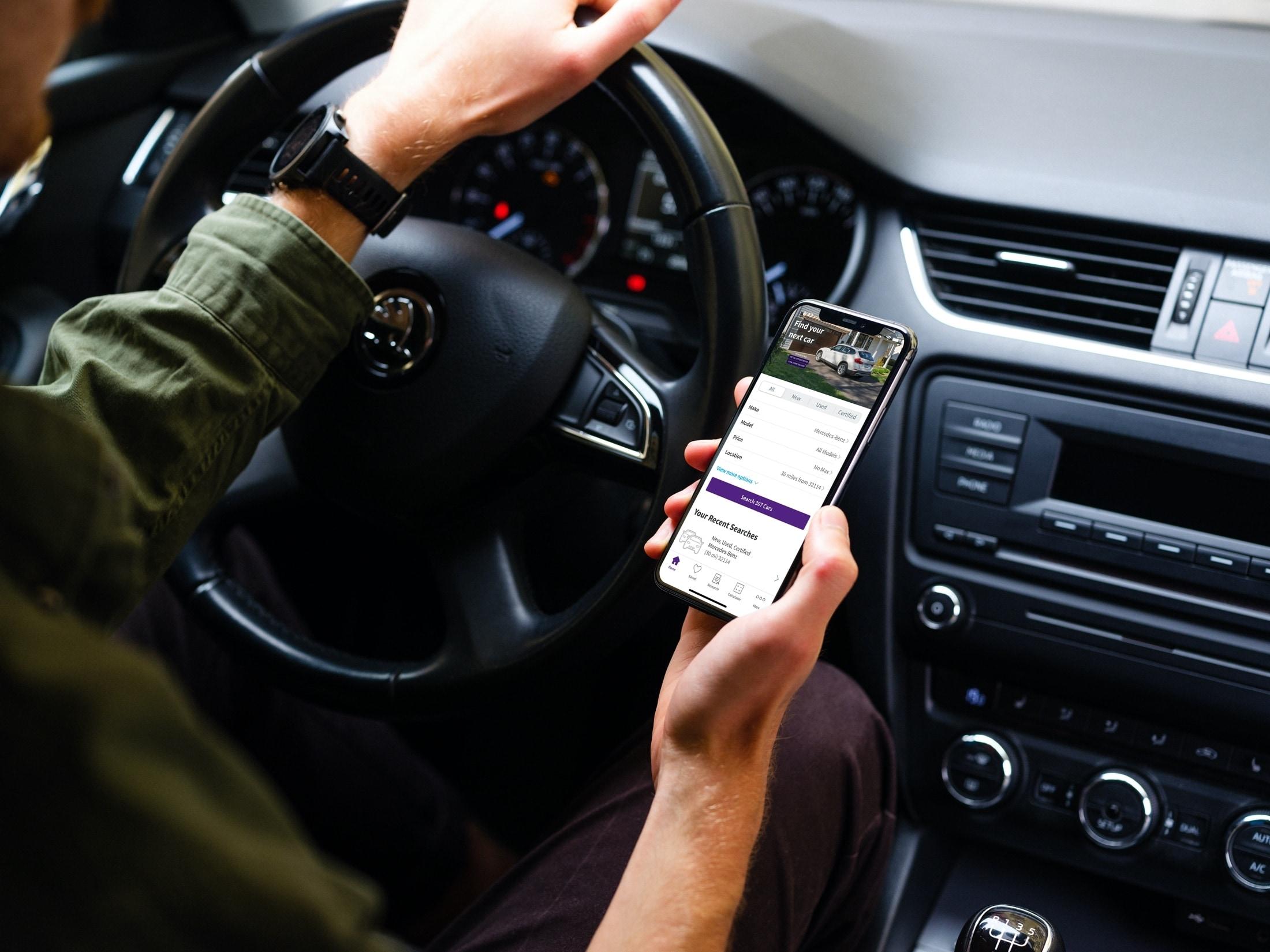 Car Buying Apps - CarsDotCom