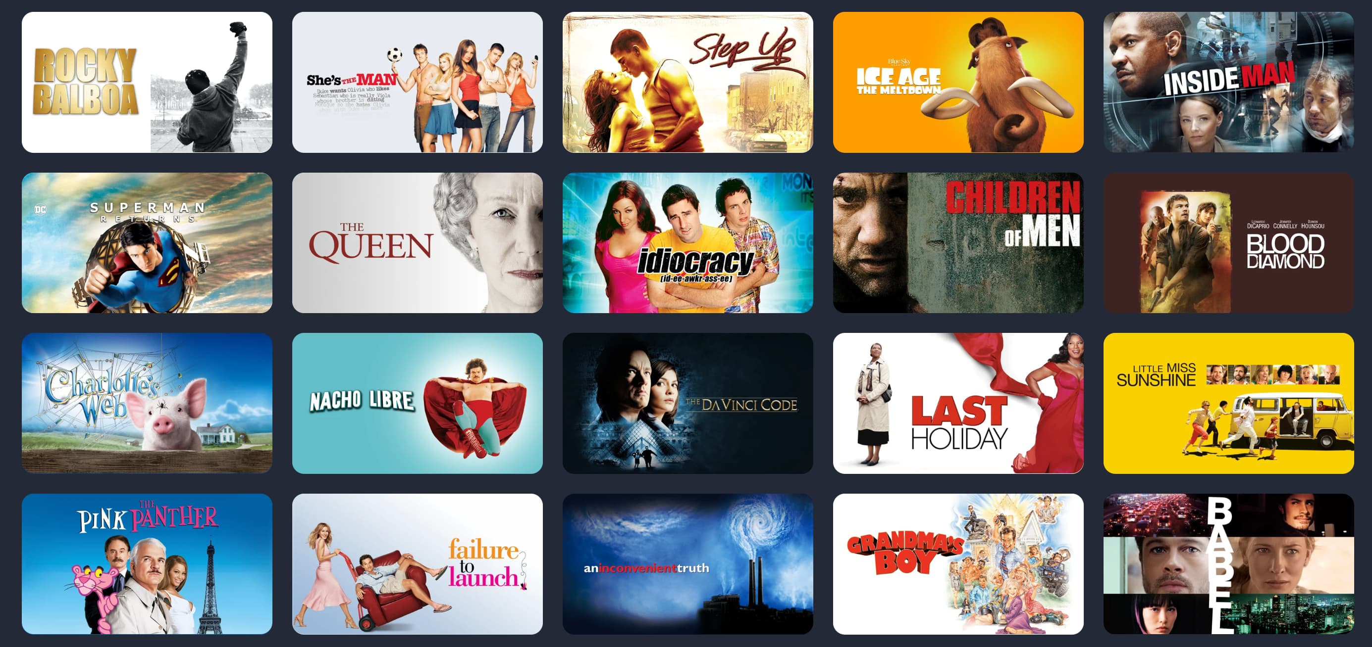 Massive iTunes $5 movie sale includes Source Code, Blow, Happy Gilmore, and much more