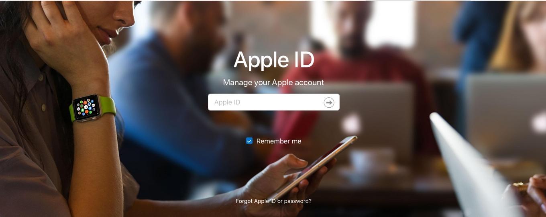 Apple ID Online