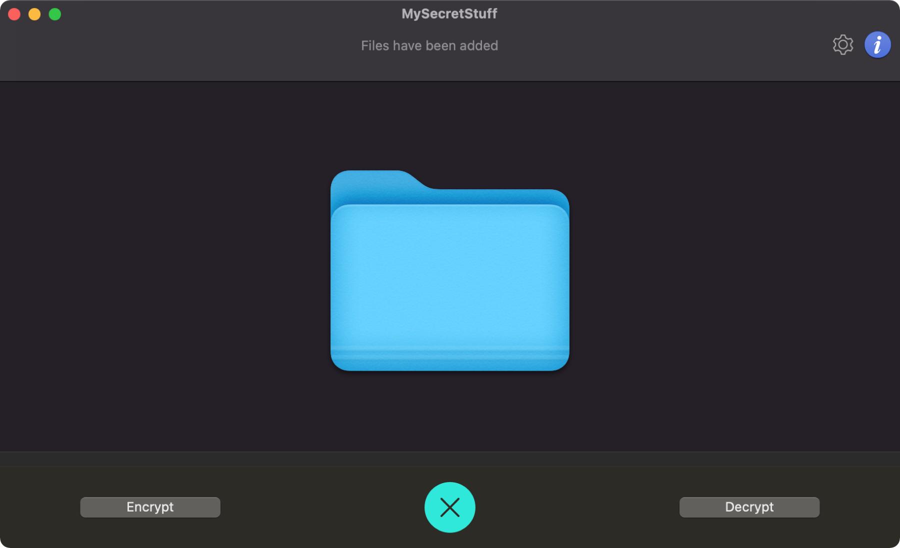File Zip and Encryptor Folder Added