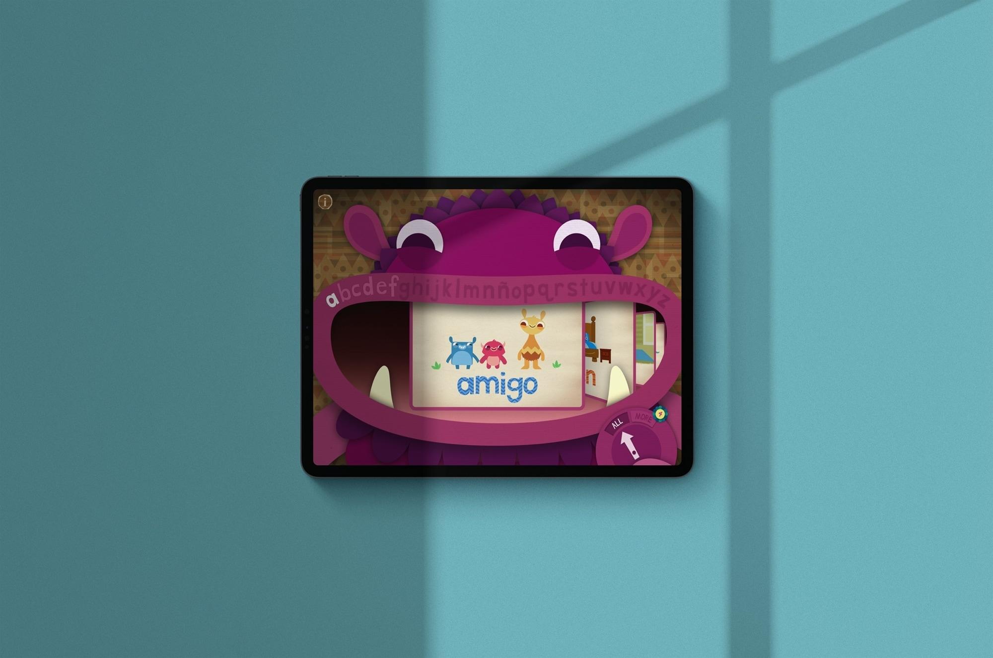Language Learning Apps Kids - Endless Spanish