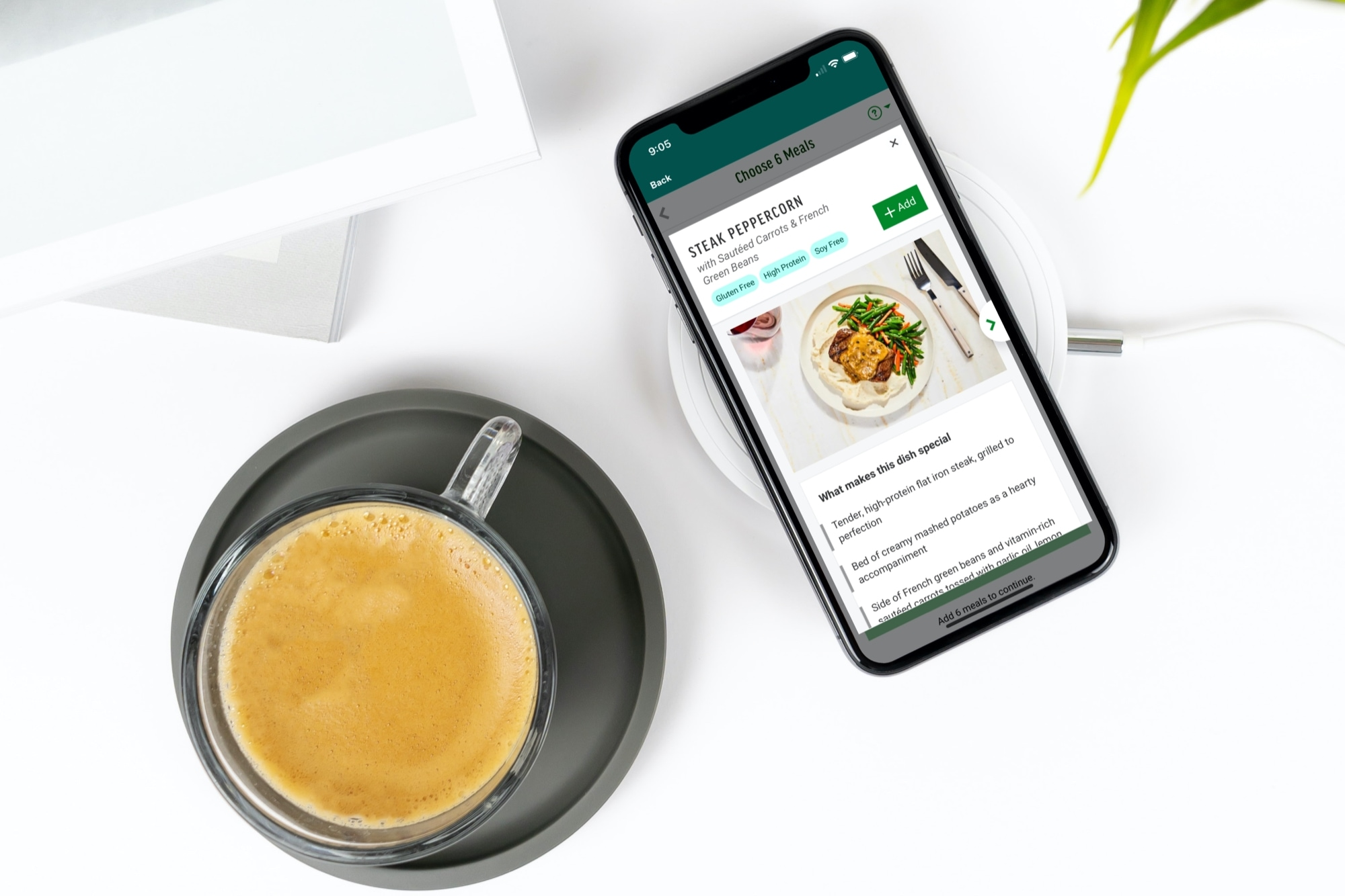 Meal Kit Delivery Apps for iPhone - Freshly