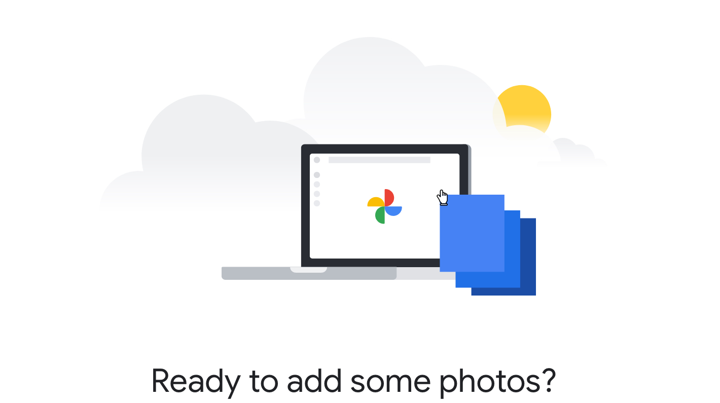 Google Photos Ready to Add