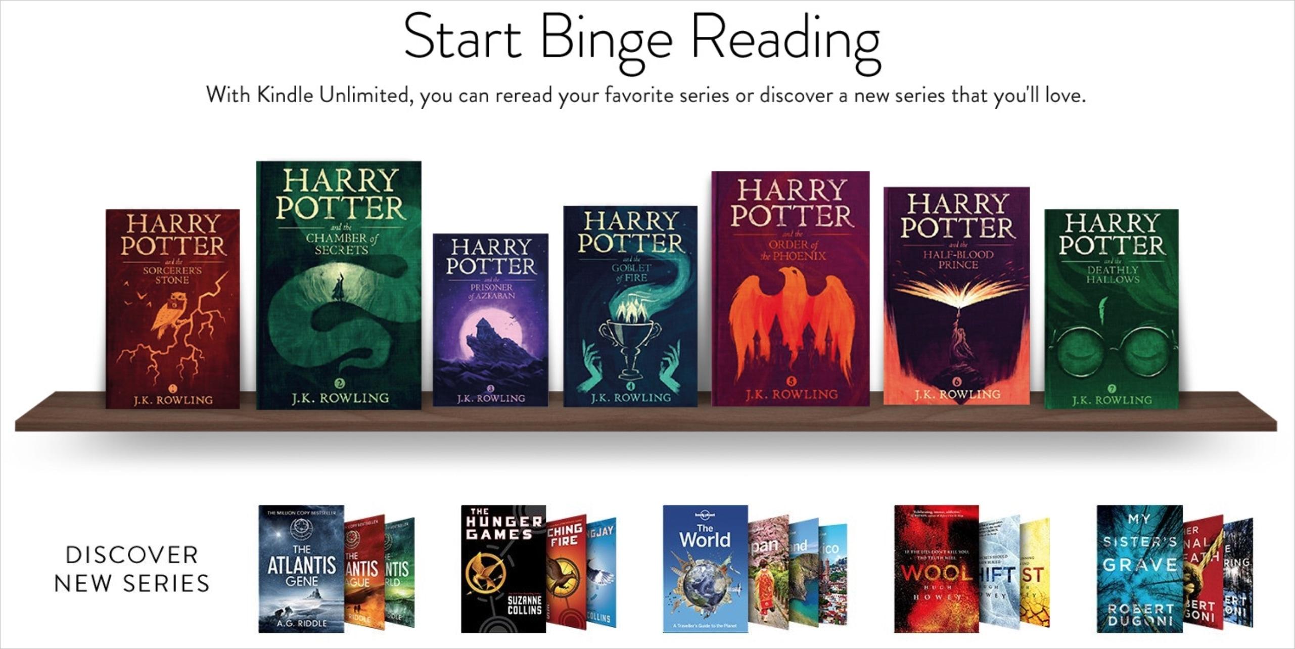 Kindle Unlimited on Amazon