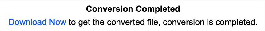 Online Converter Download Now