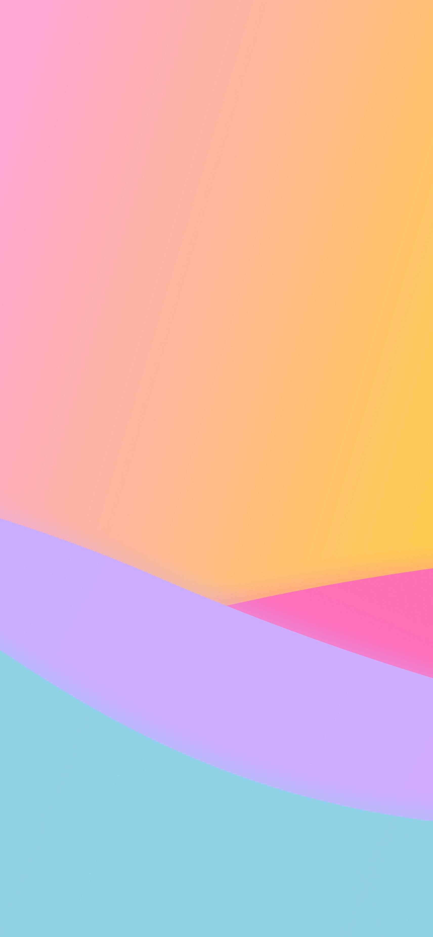 abstract gradient wallpaper iPhone mattbirchler idownloadblog waves