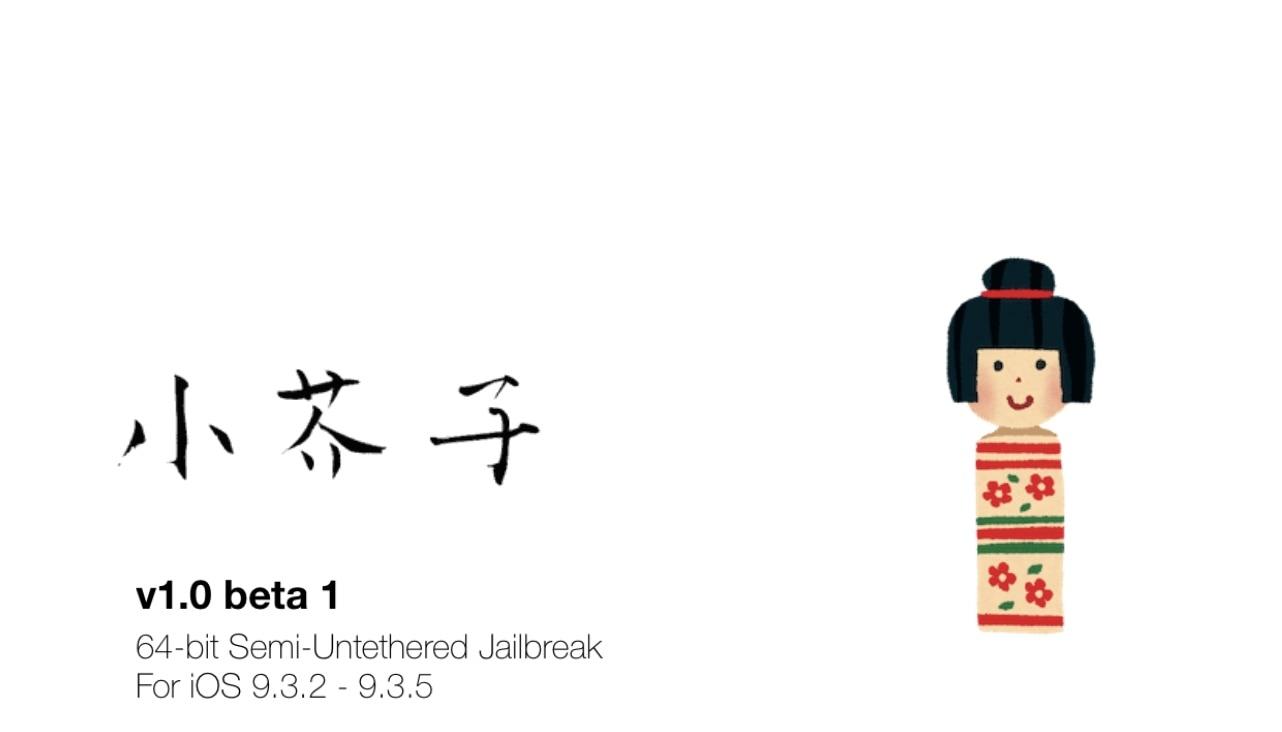 SakuRα Development launches kok3shi jailbreak for 64-bit iOS 9.3.2-9.3.5 devices