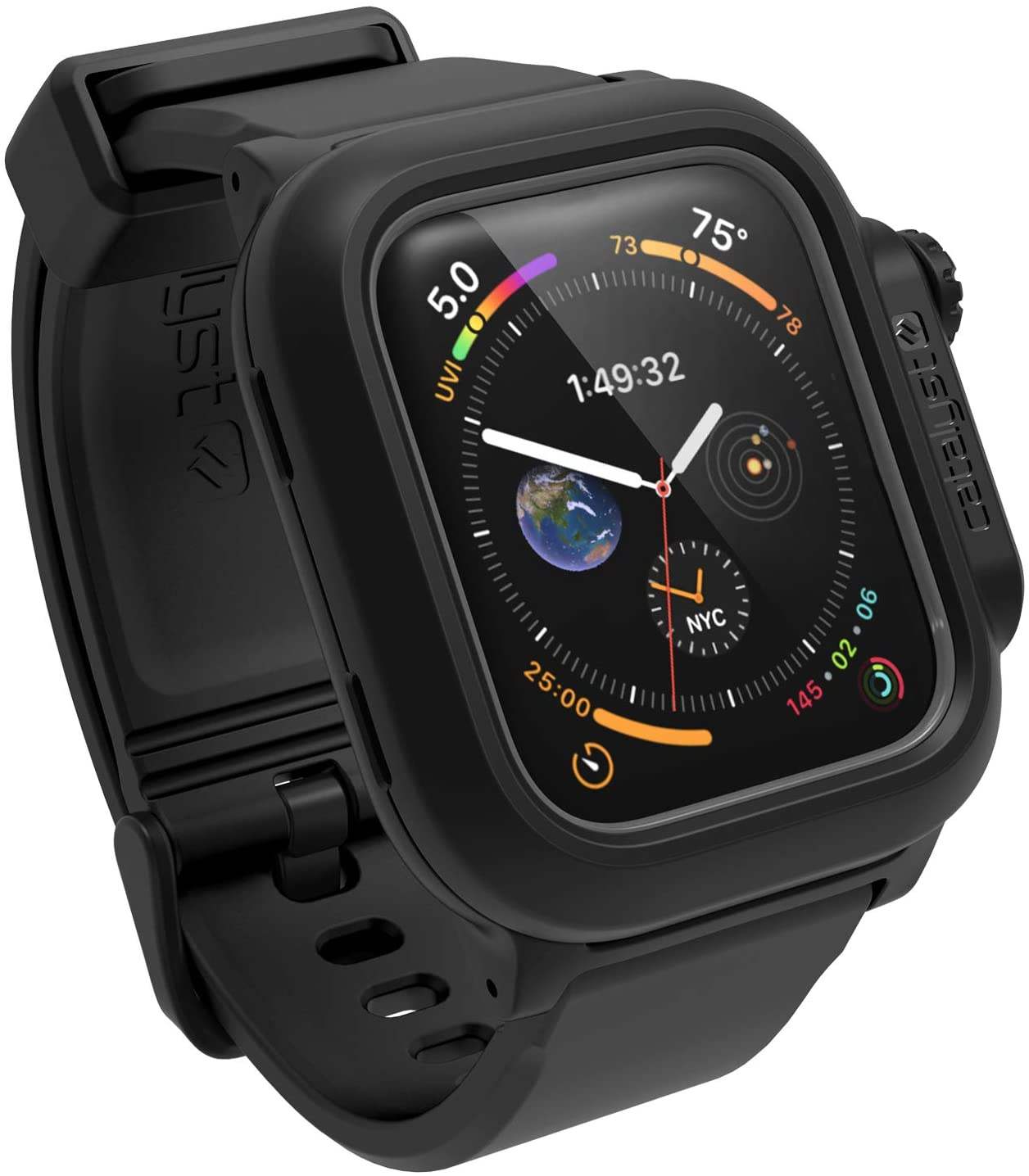 Catalyst's rugged case for Apple Watch