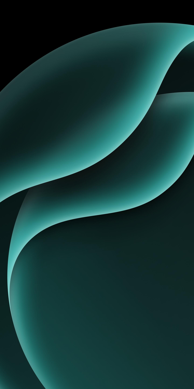 abstract iPhone wallpaper rshbfn idownloadblog Warp-2