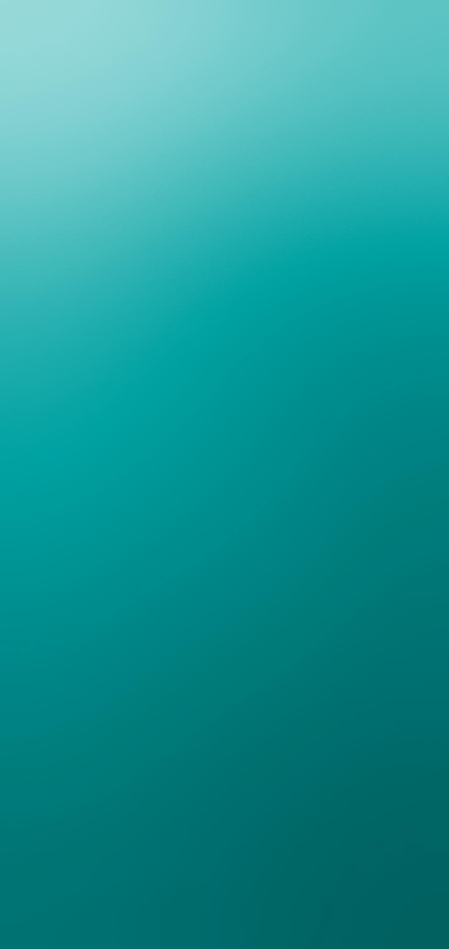gradient iPhone wallpaper marcusbremen idownloadblog turquoise