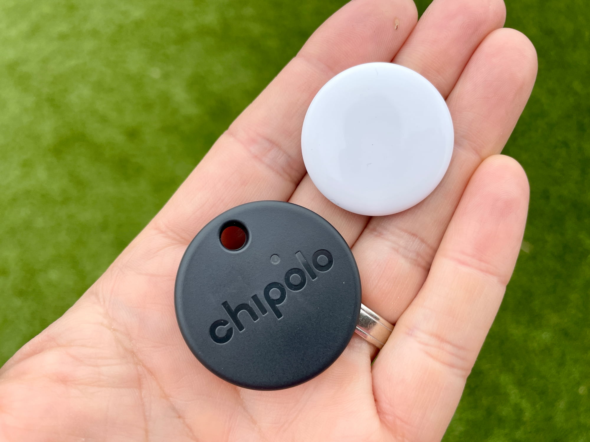 Chipolo ONE Spot vs AirTags