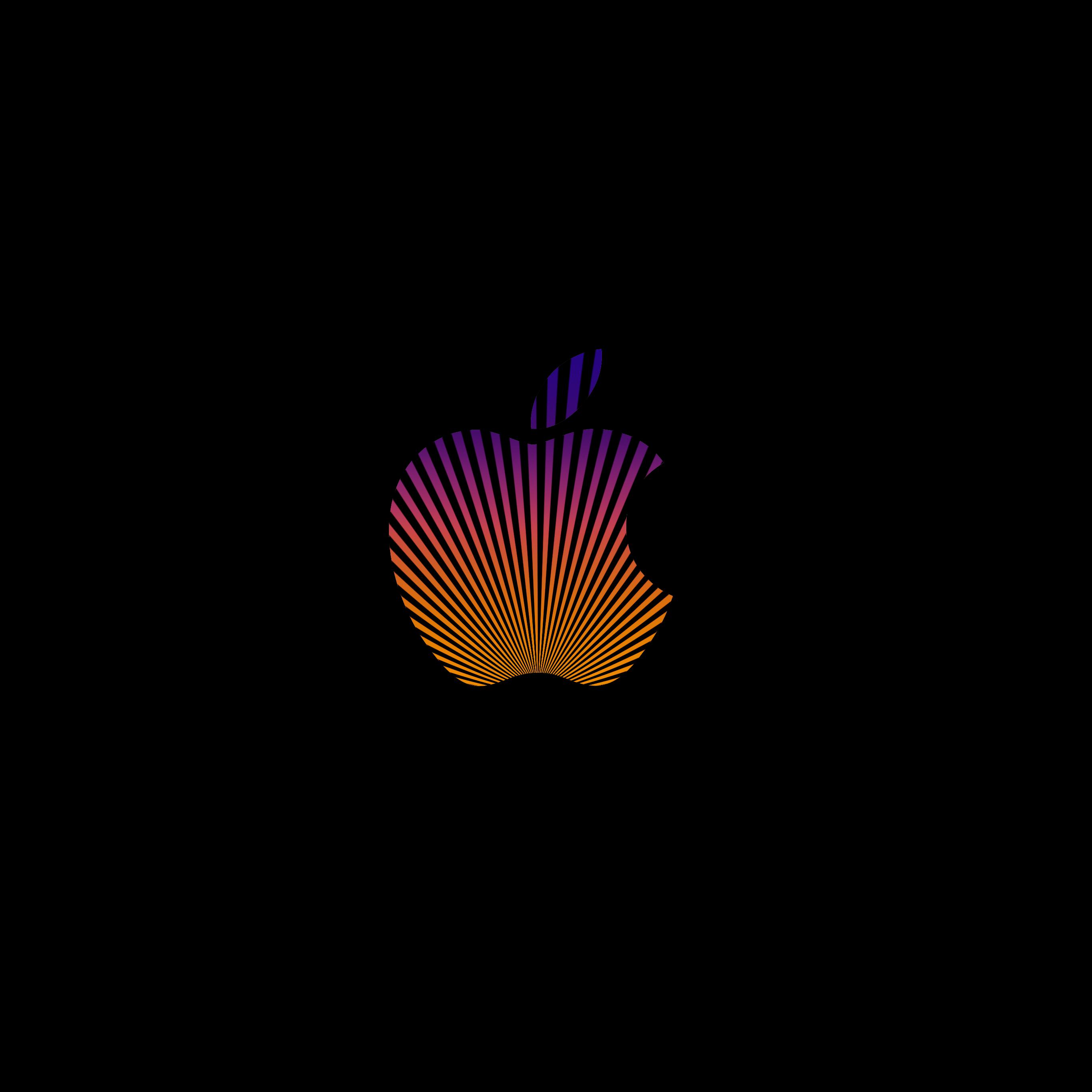Apple Tower Theatre wallpaper basicappleguy idownloadblog Apple logo iPad