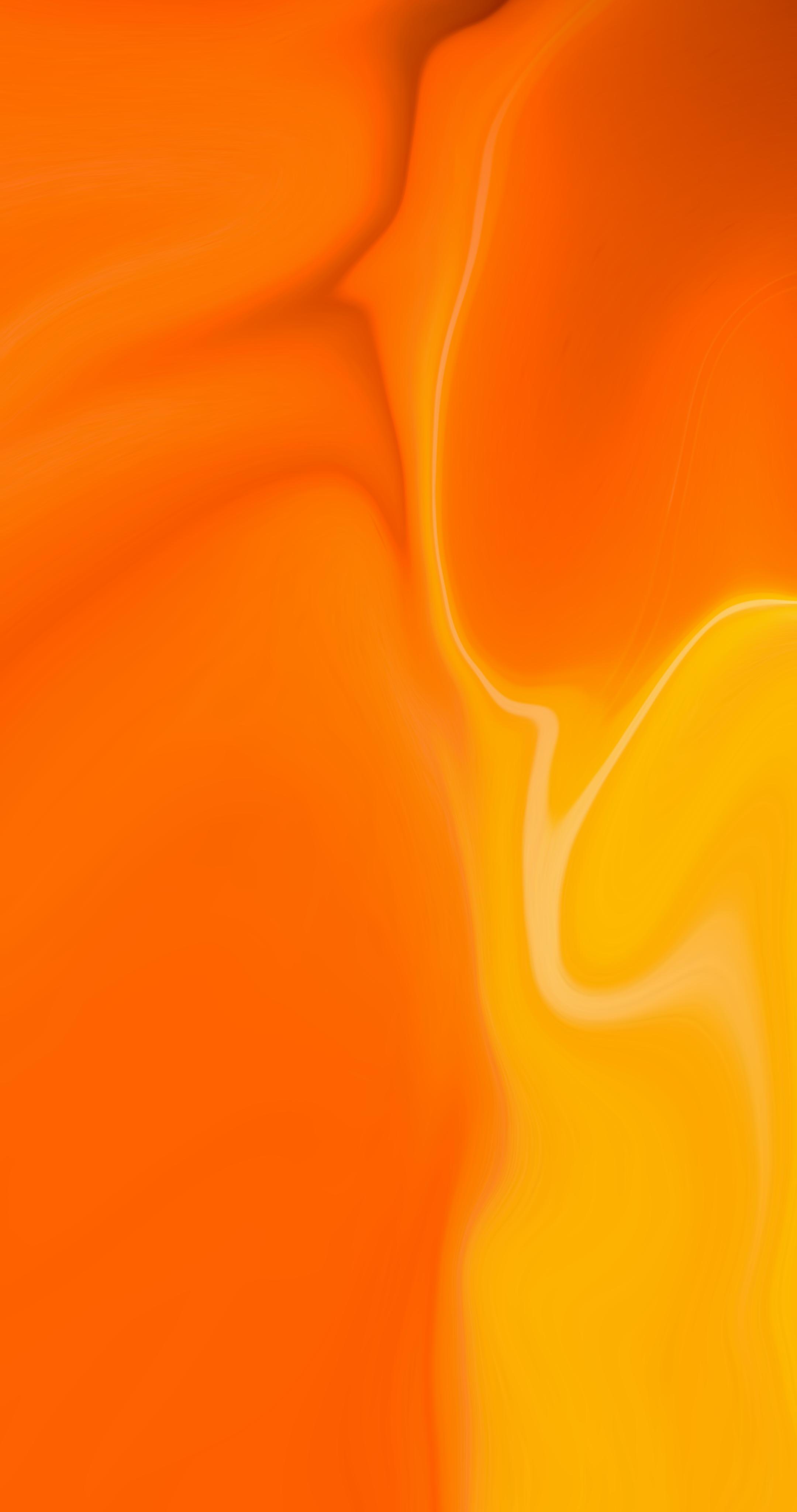 abstract iphone wallpaper idownloadblog saumil8200 Orange