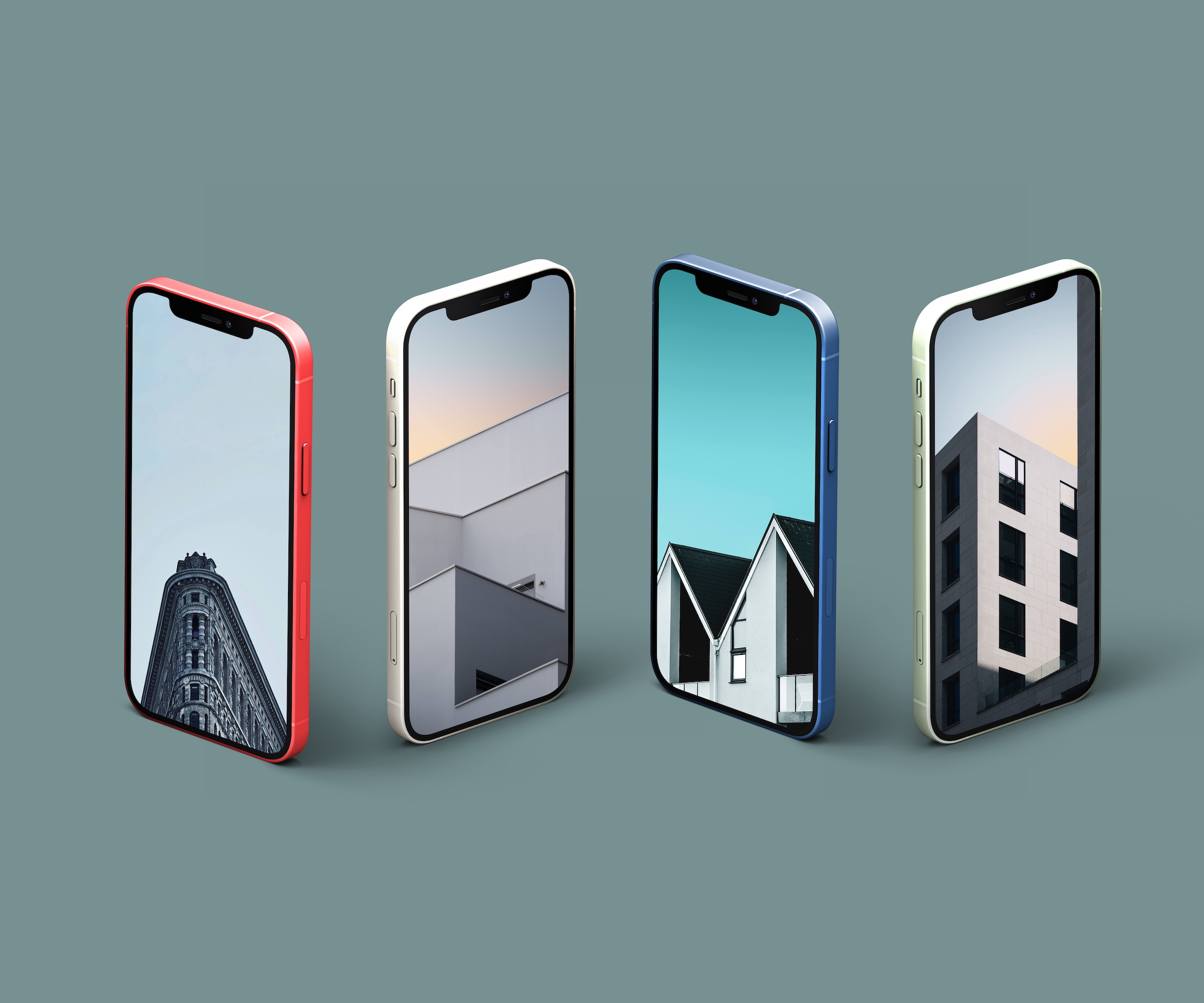 Architecture wallpapers of all shapes and sizes for iPhone