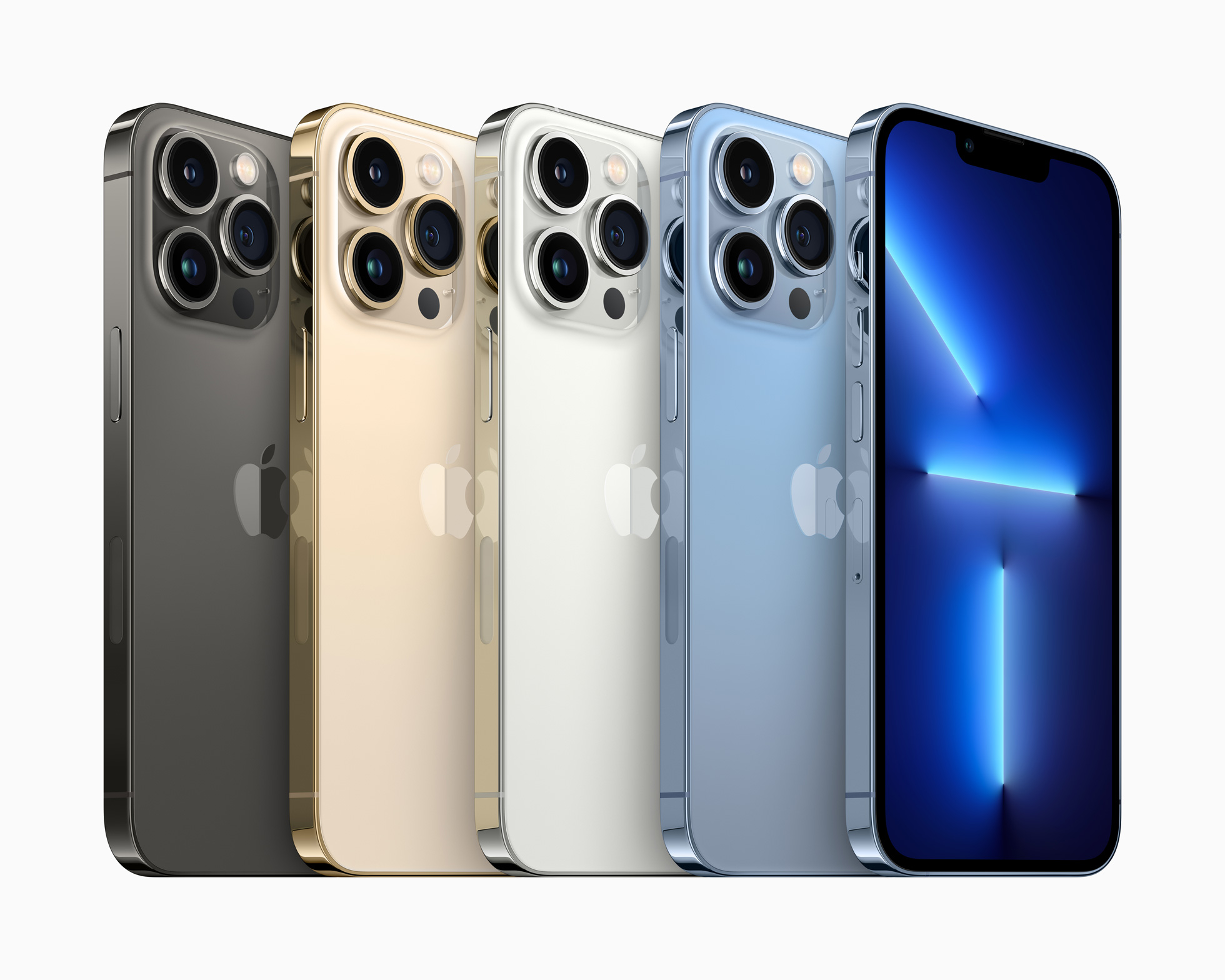 iPhone 13 Pro and iPhone 13 Pro Max technical specifications