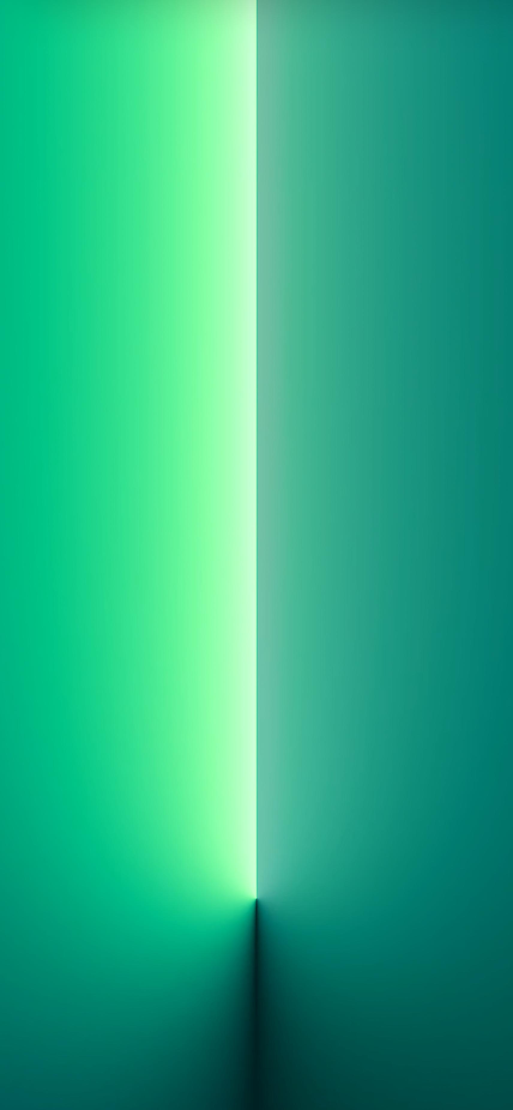 iPhone 13 pro inspired wallpaper birchtree idownloadblog sage green
