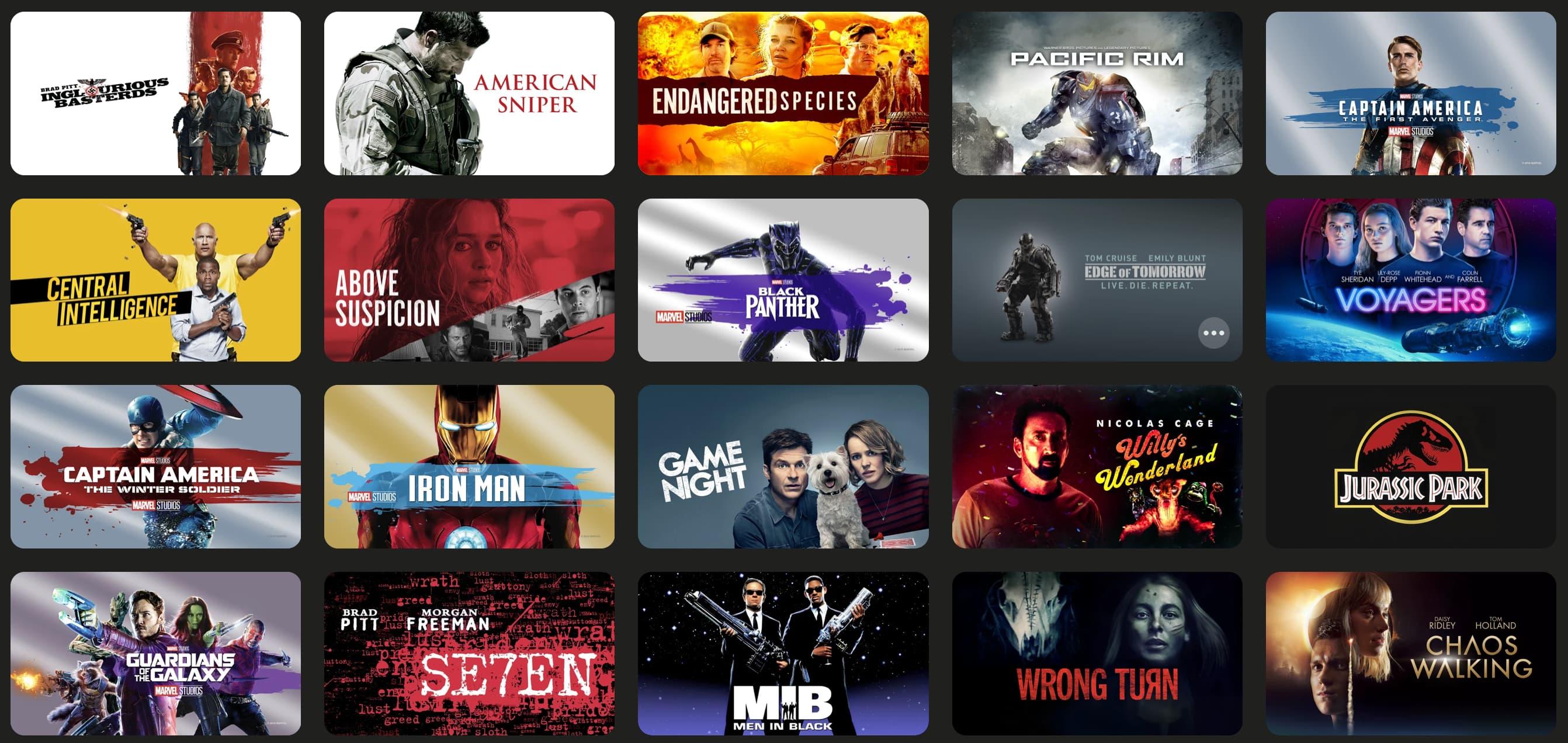 iTunes hosting massive Summer Movie Extravaganza sale