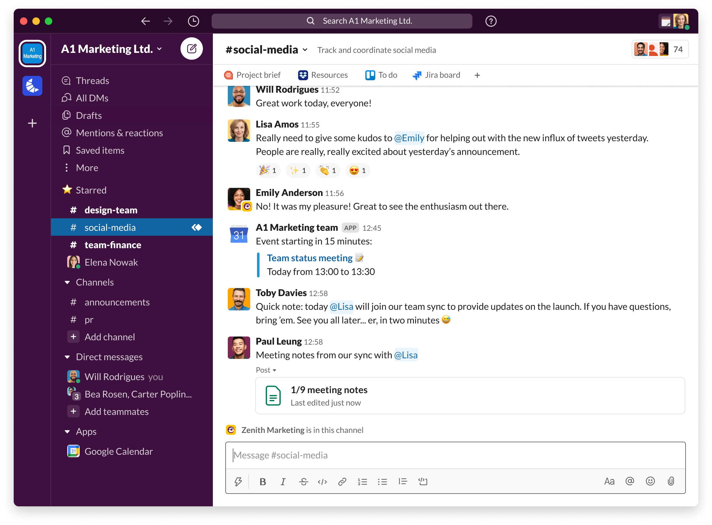 How to use Slack on iPhone or Mac even when it is down